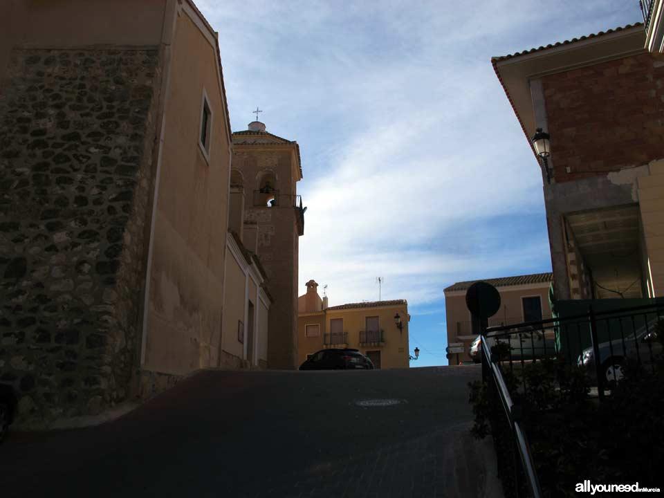 Streets in Aledo