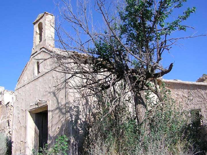 Ermita Virgen de los Allozos