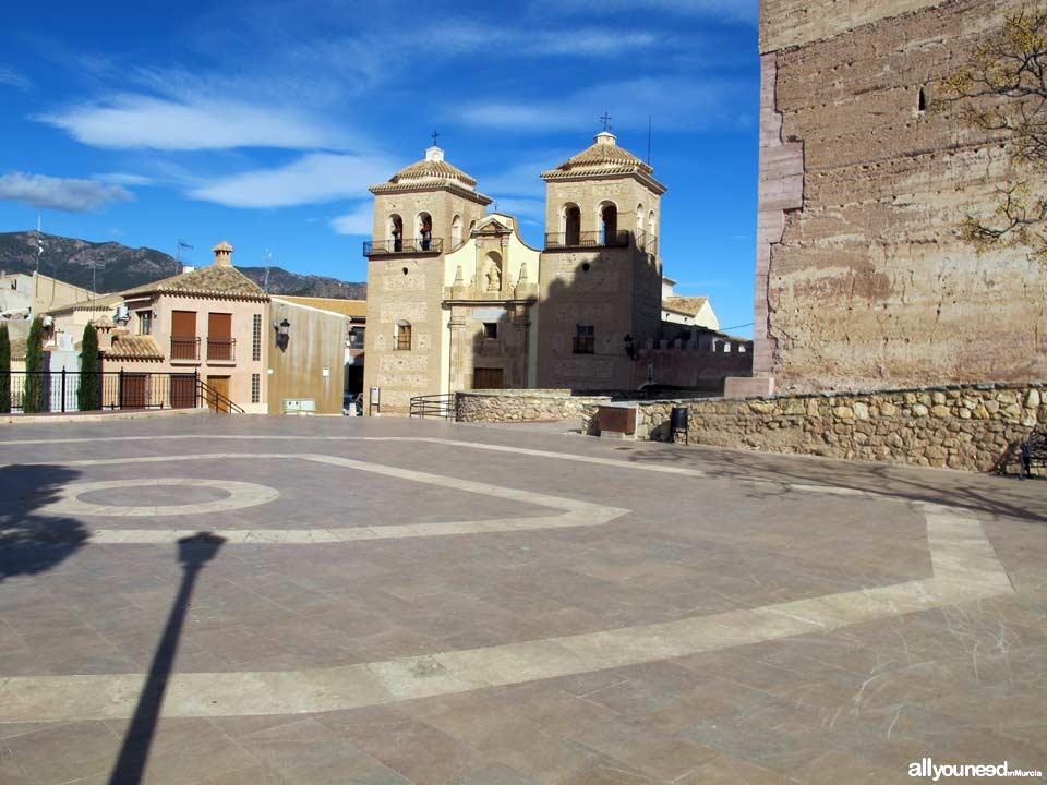 Iglesia de Santa María La Real. Aledo
