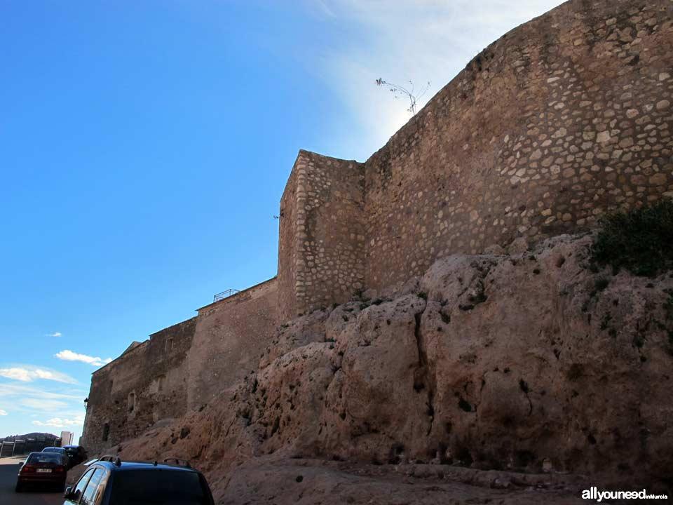 la Muralla de Aledo