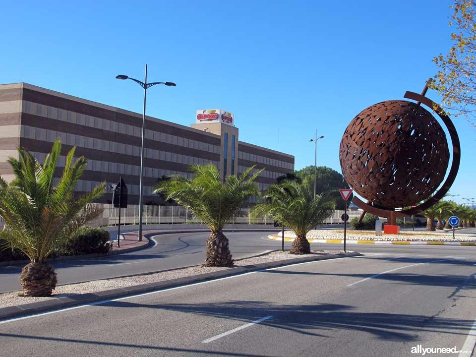 Alhama de Murcia. El Pozo