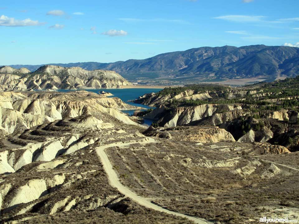 Ruta Alhama de Murcia- Gebas. GR 252.1