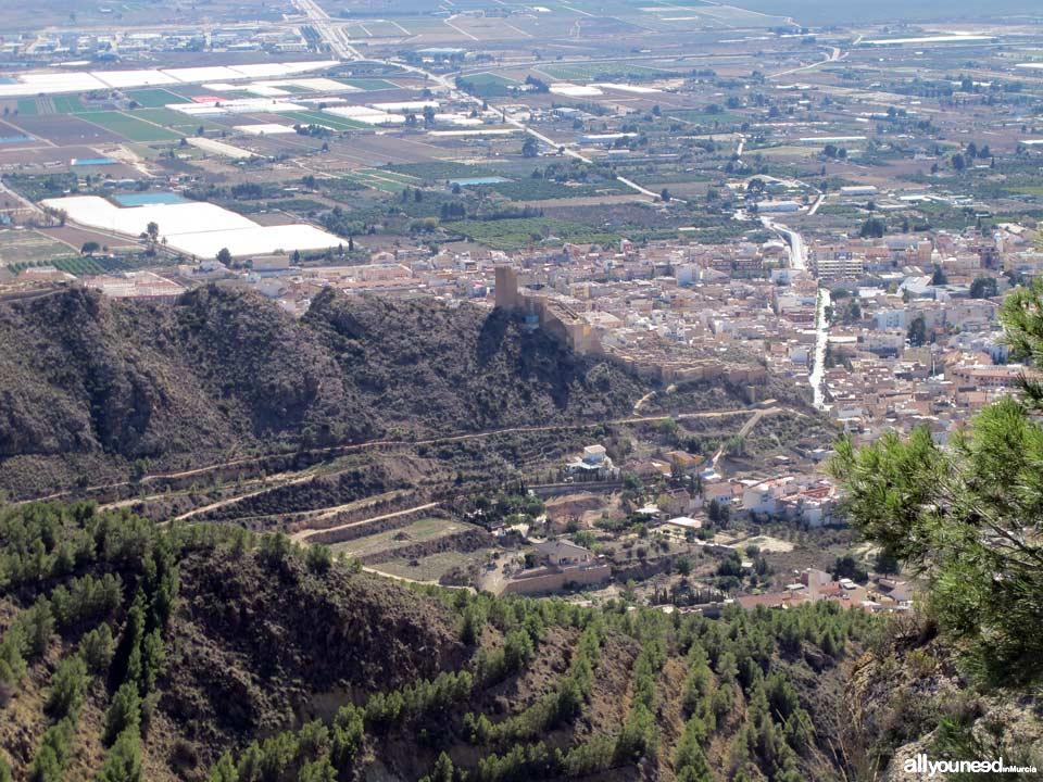 Sierra de la Muela. Alhama de Murcia