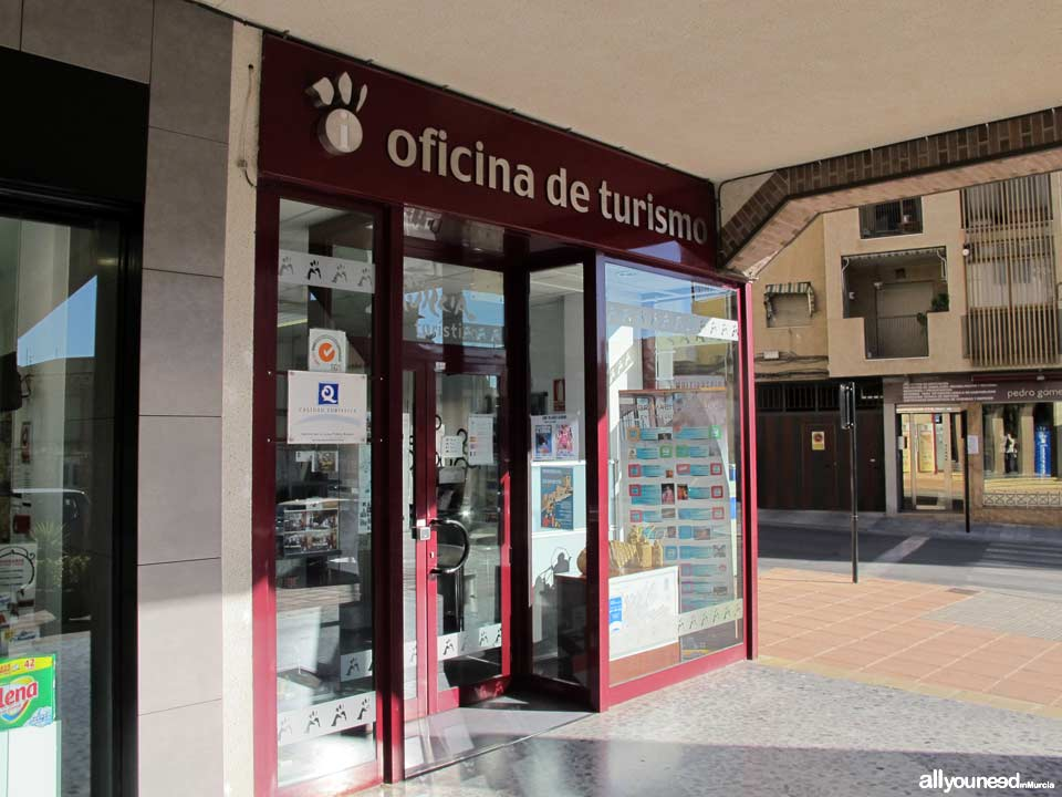 Alhama de Murcia Tourist Office
