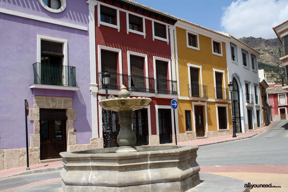 Plaza Vieja. Alhama de Murcia