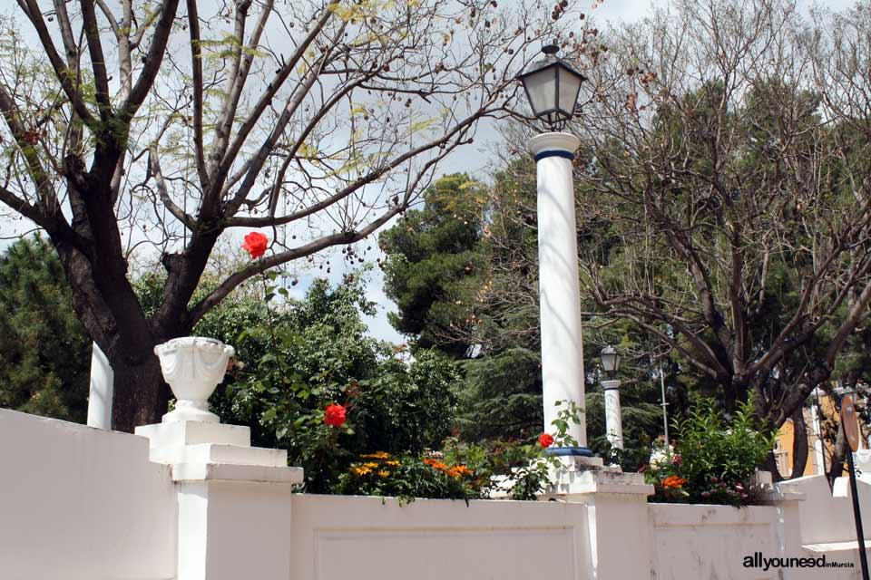 Jardín de Los Mártires
