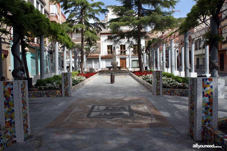 Jardín de Los Patos