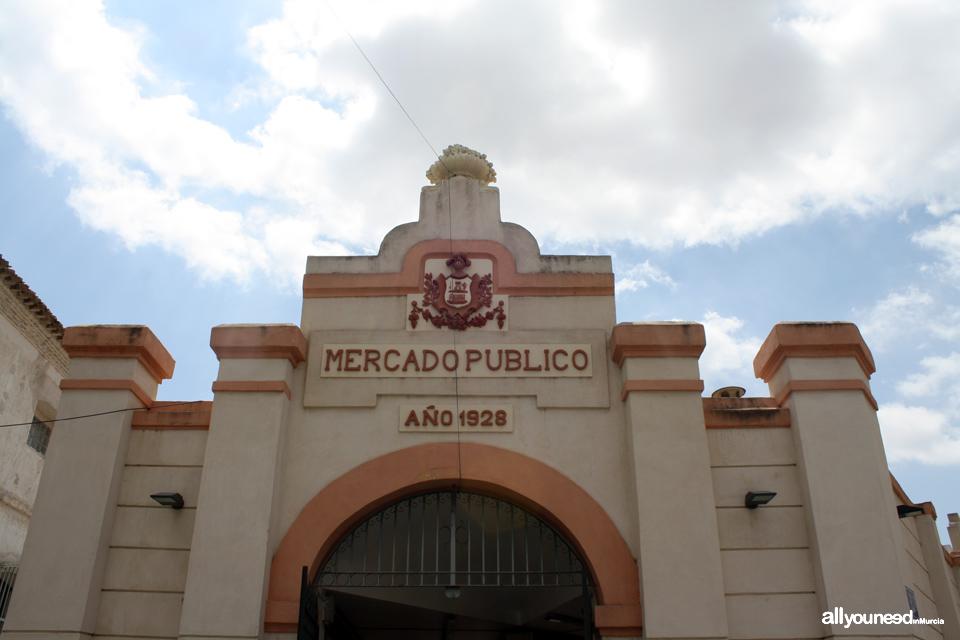 Alhama de Murcia Food Market