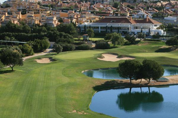 Altorreal development. Golf Course in Murcia -Spain-