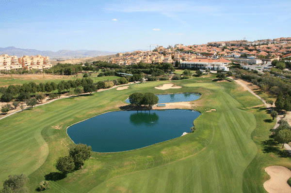 Golf Courses in Murcia