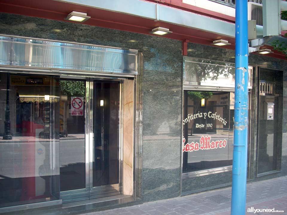 Confitería  y Cafetería Casa Marco