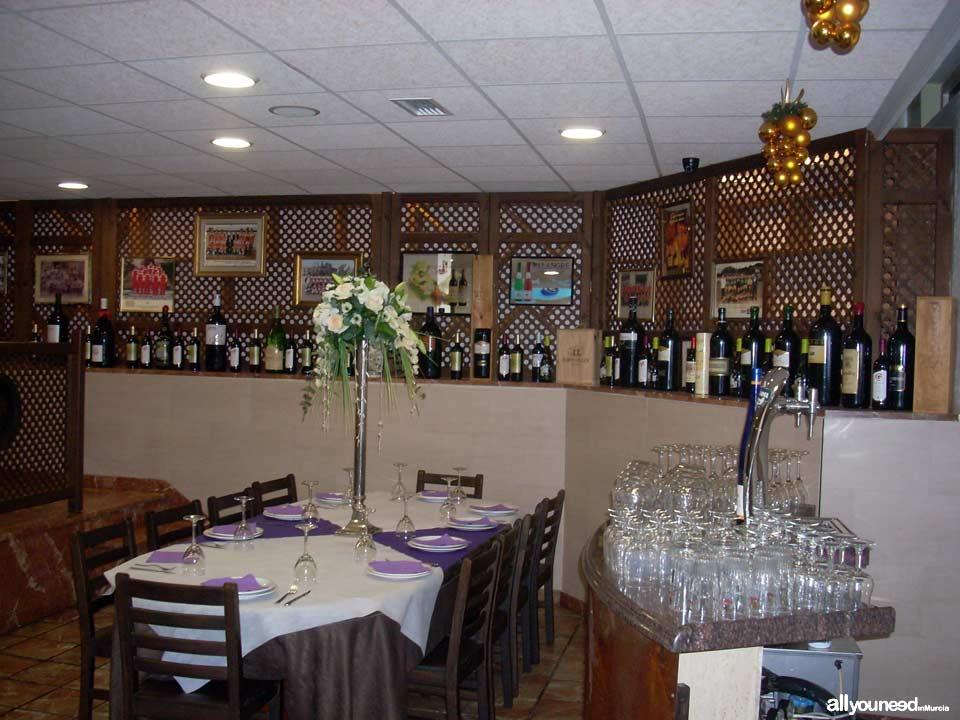 Restaurante El Carril