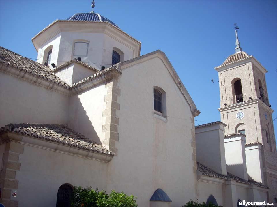 Iglesia San Juan Bautista de Archena