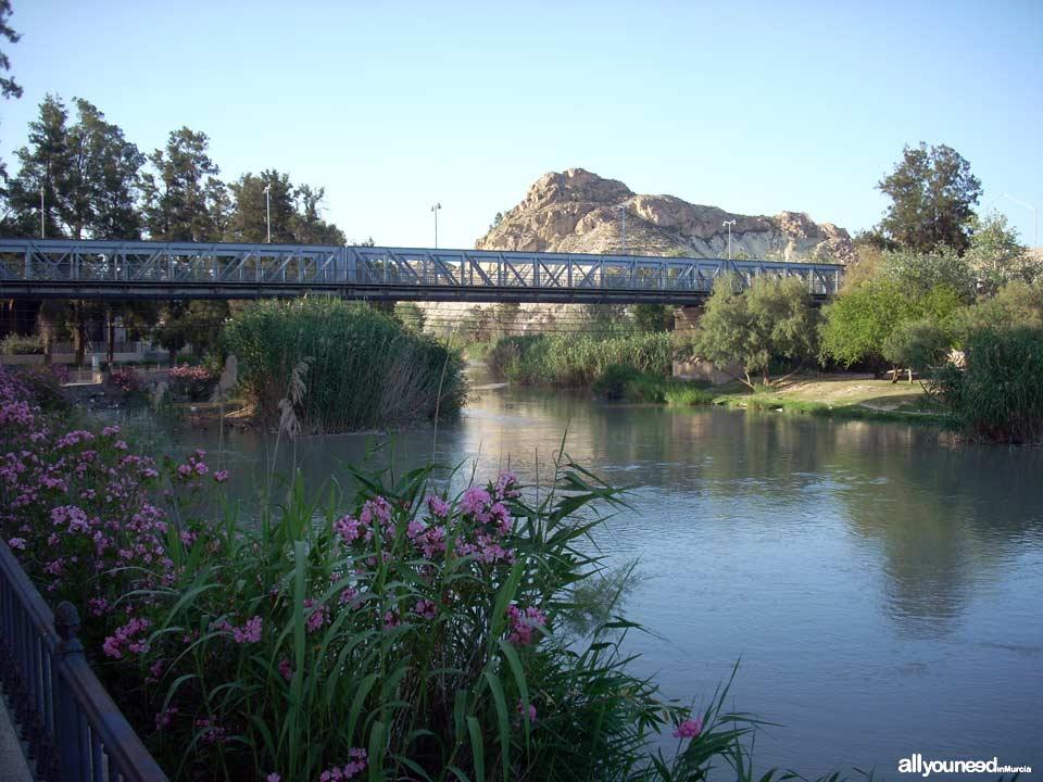 Puente de Hierro de Archena