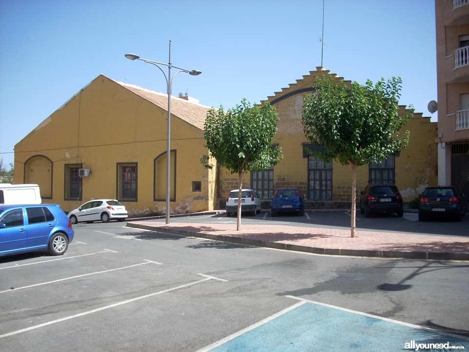 Antigua Fábrica de Basilio