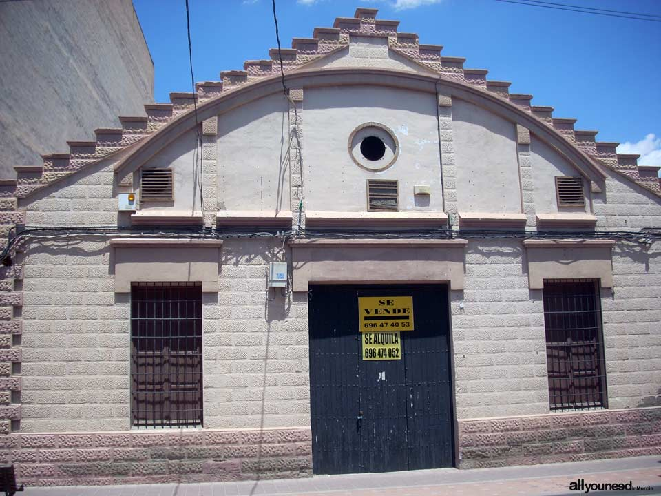 Old Basilio Factory