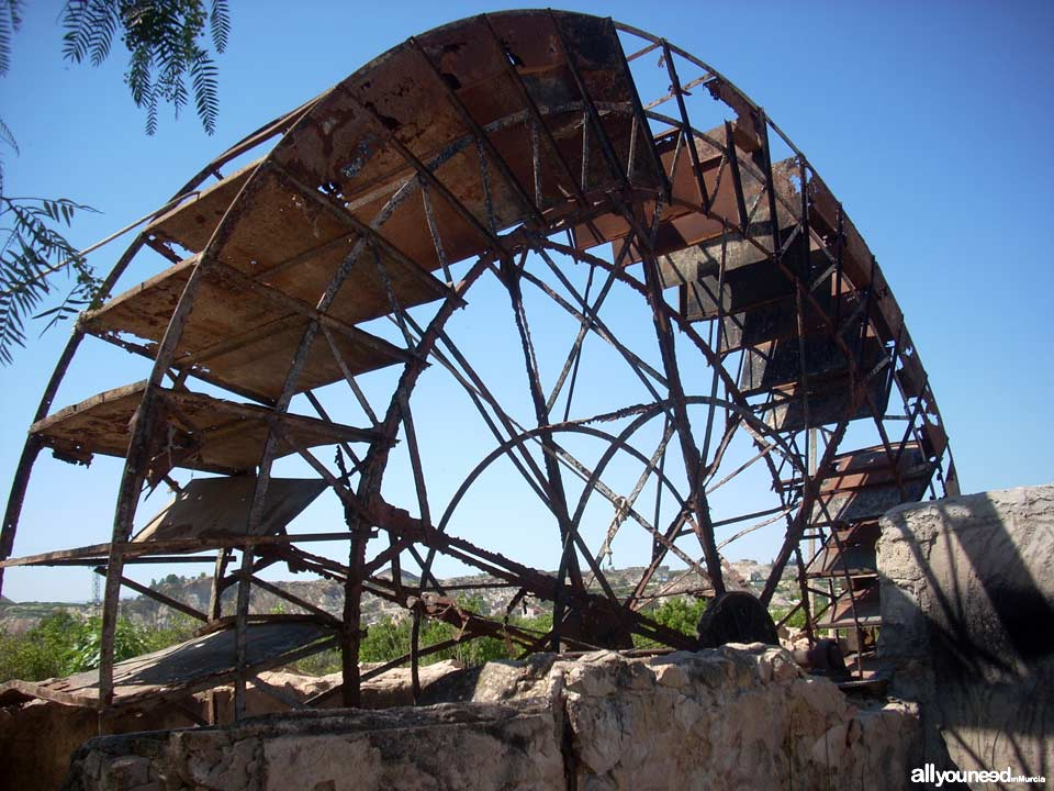 Chirrinches Waterwheel