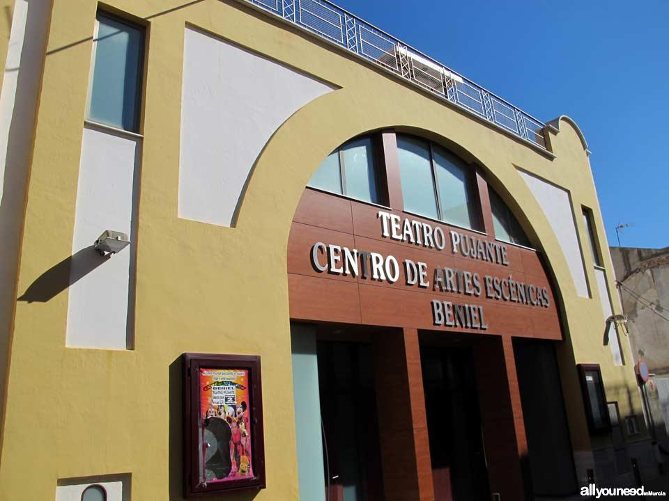 Teatro Pujante de Beniel