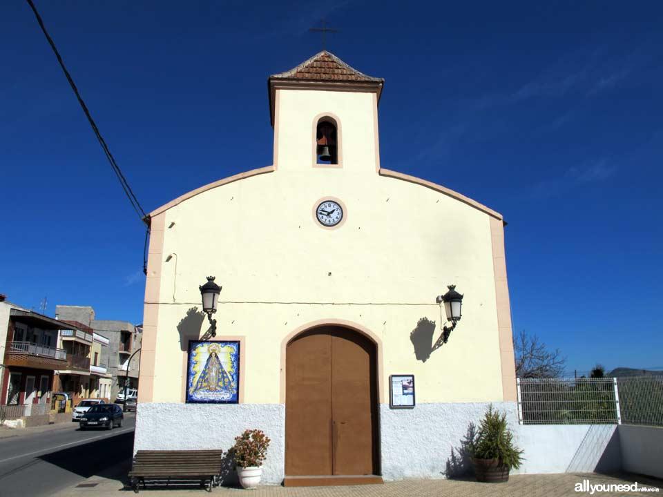 Ermita de la Basca. Nuestra Señora del Amor Hermoso de Beniel
