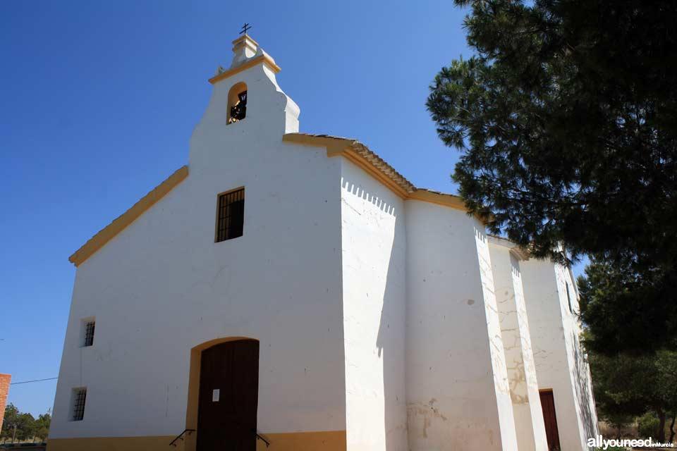 Ermita de San Roque de Blanca