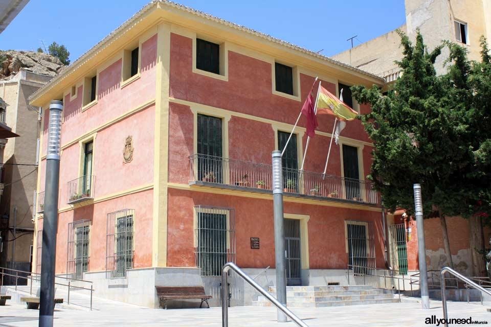 Blanca Town Hall