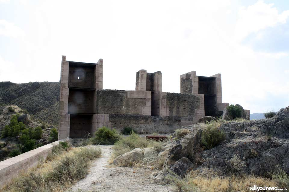 The Castle of  Blanca