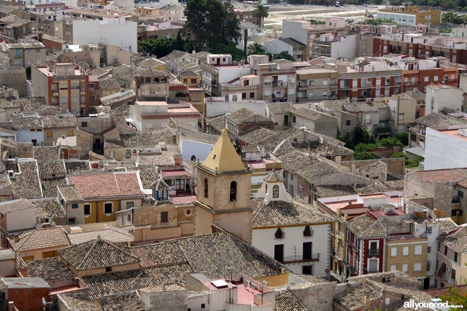 Panoramic Views from the Blanca Castle
