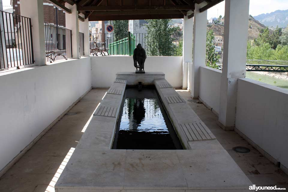 Public Washing Place of Blanca