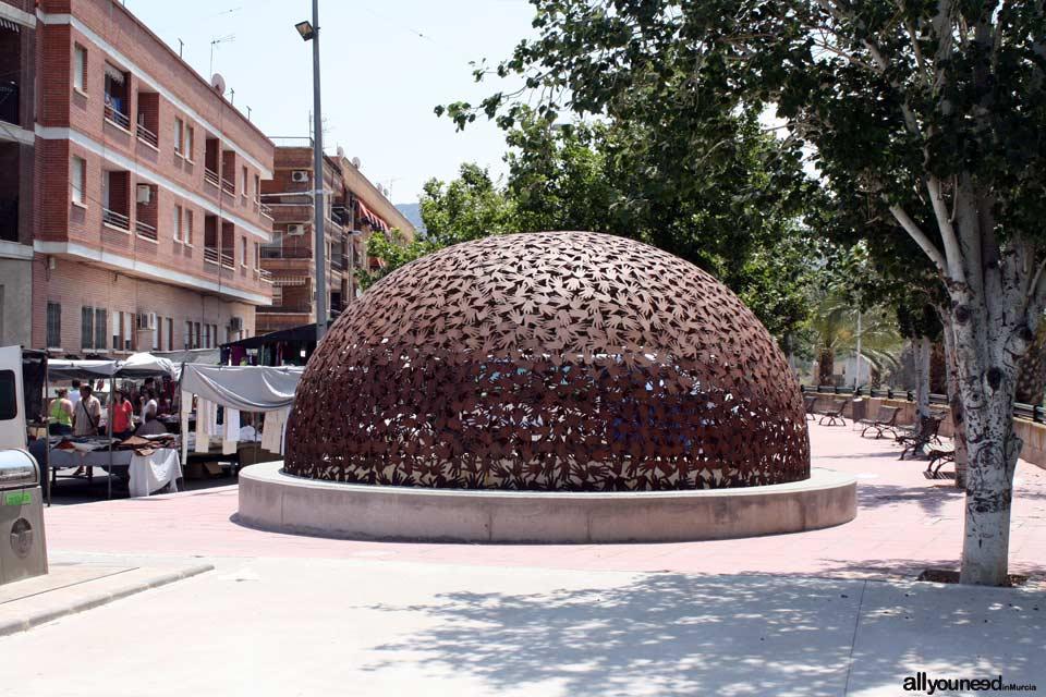Frente al Mucab - Fundación Pedro Cano