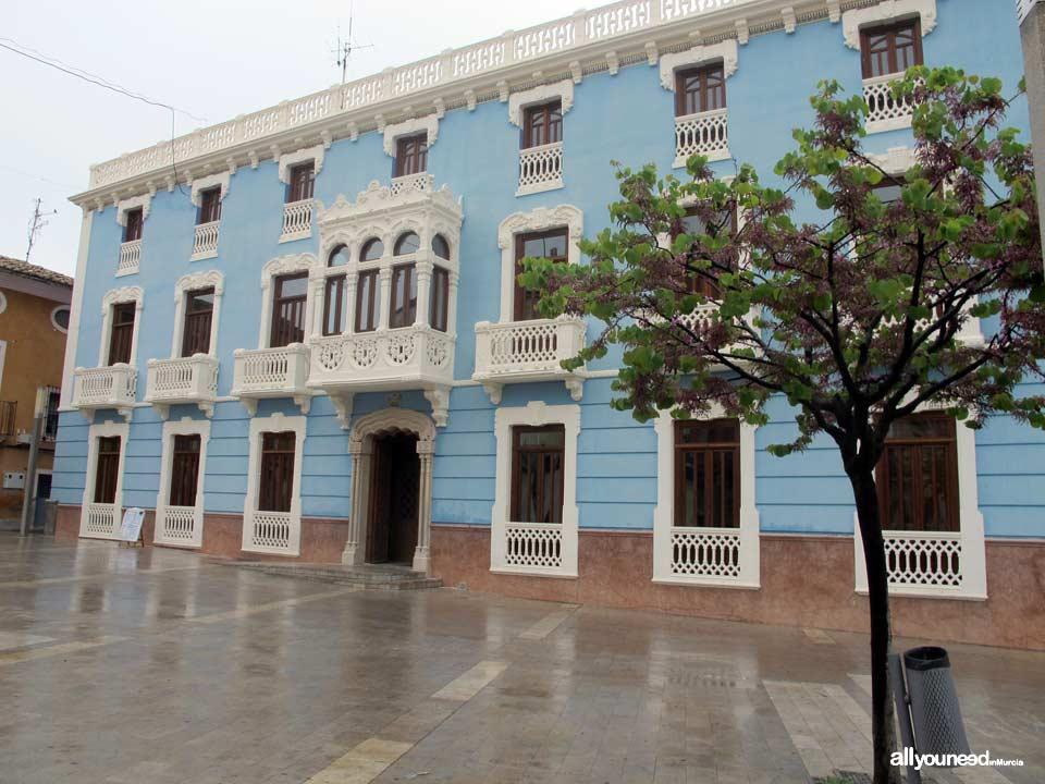Casa Melgares