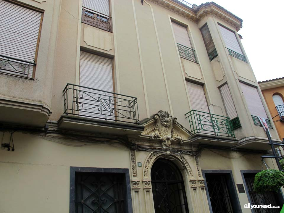 Casa Don Juan Martinez Carreño