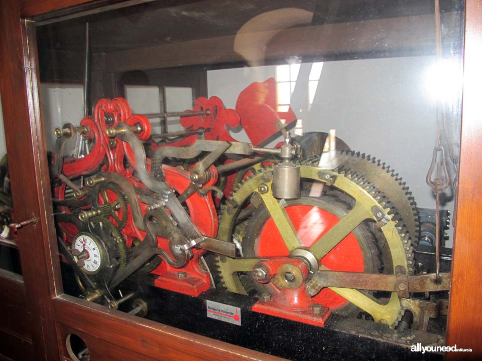 Clock Tower Mechanism