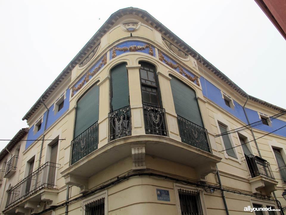 Casa don Blas de Bullas