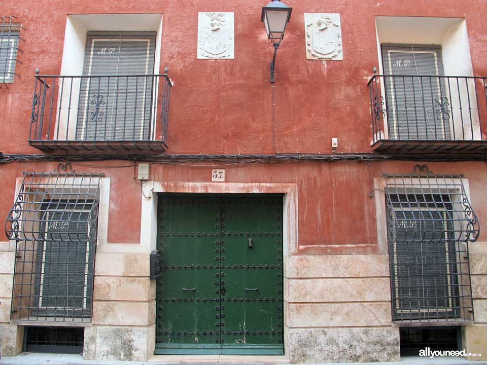 Casa Familia Marsolla Pascual de Bullas