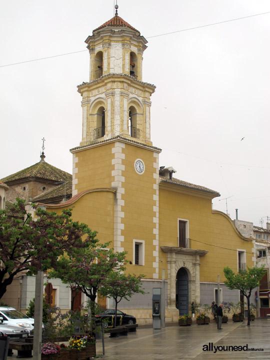 Iglesia Nuestra Señora del Rosario de Bullas