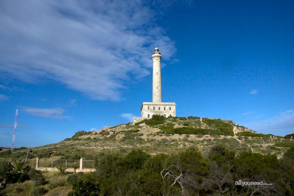Faro de Cabo Cabo de Palos