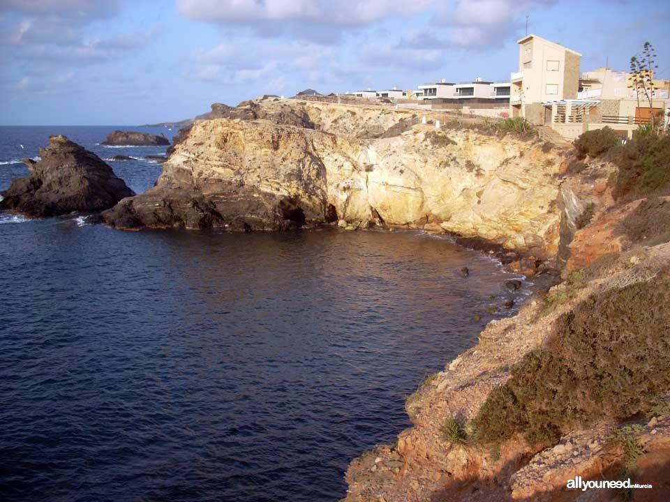 Cala del Muerto de Cabo de Palos