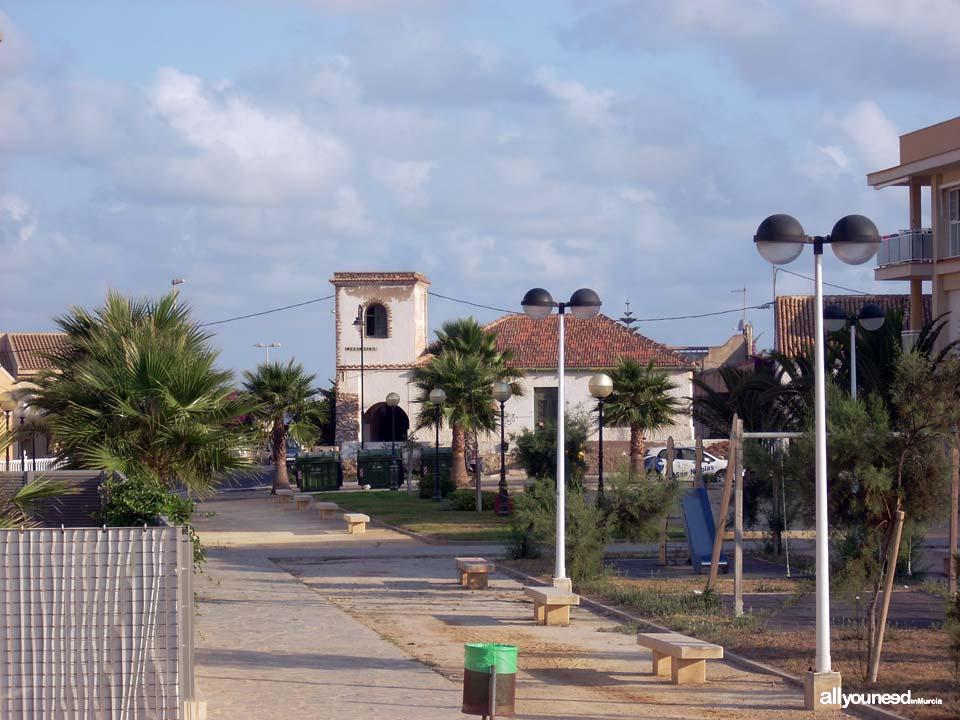 Casa de pescadores de Cabo de Palos