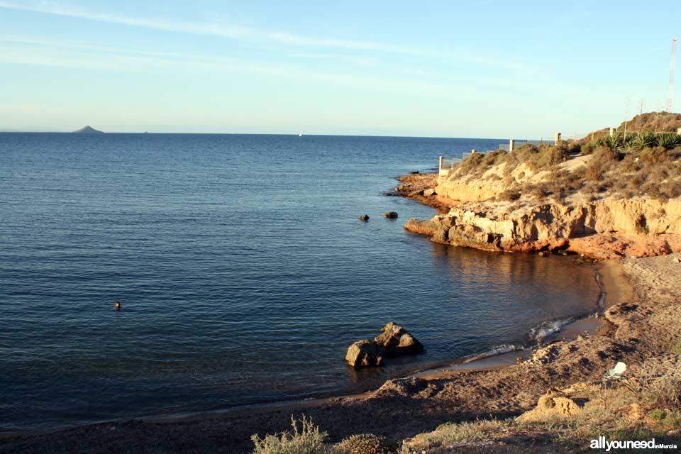 Cala Túnez de Cabo de Palos