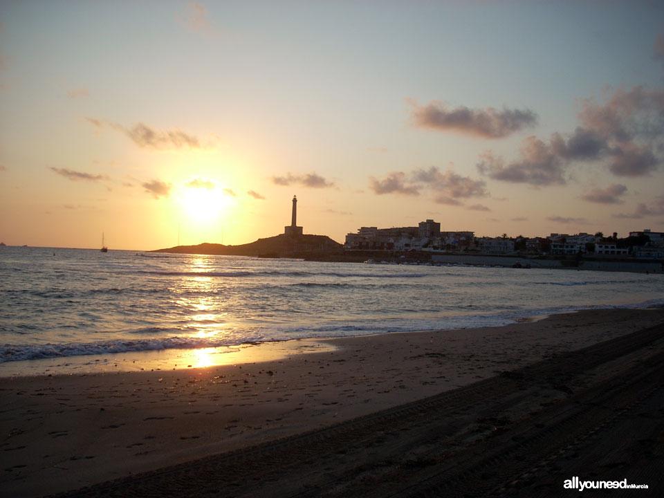 Playa de Levante de Cabo de Palos