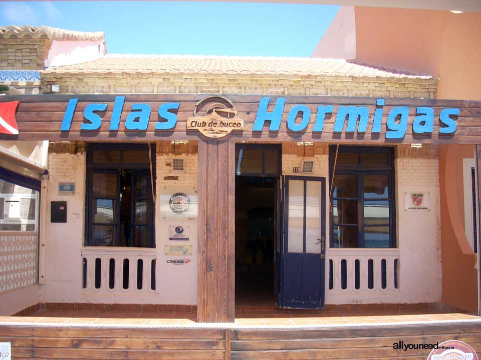 Diving club Islas Hormigas