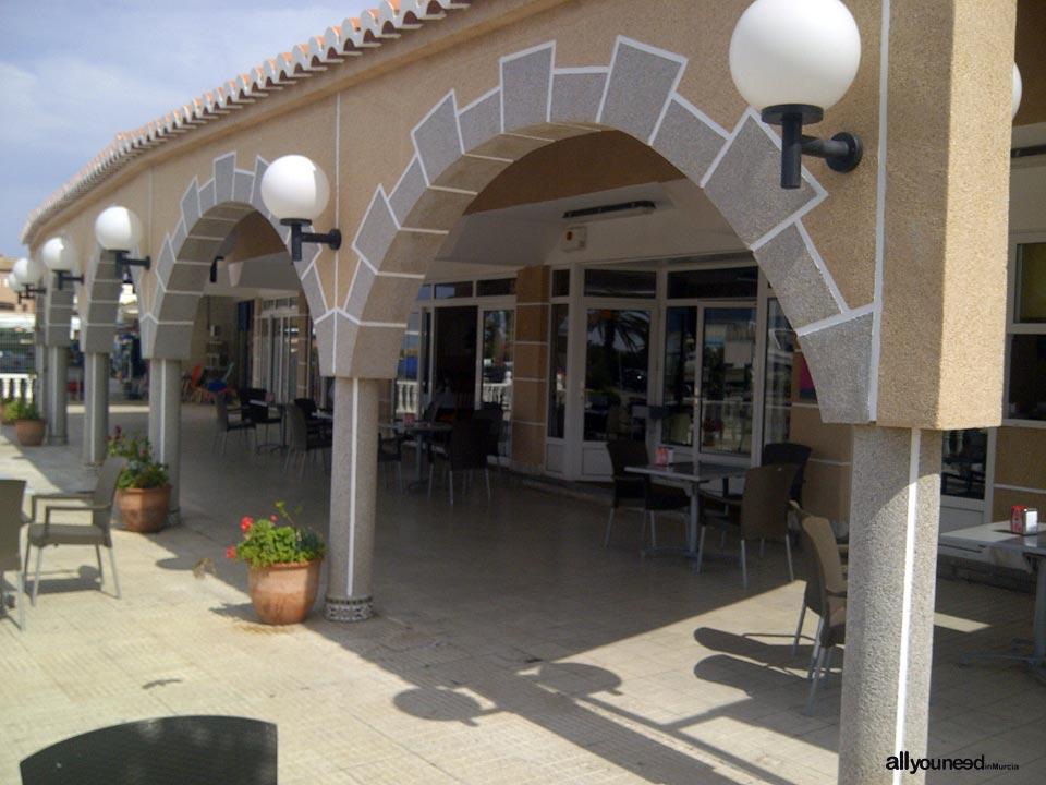 Restaurante Cala Flores. Cabo de Palos