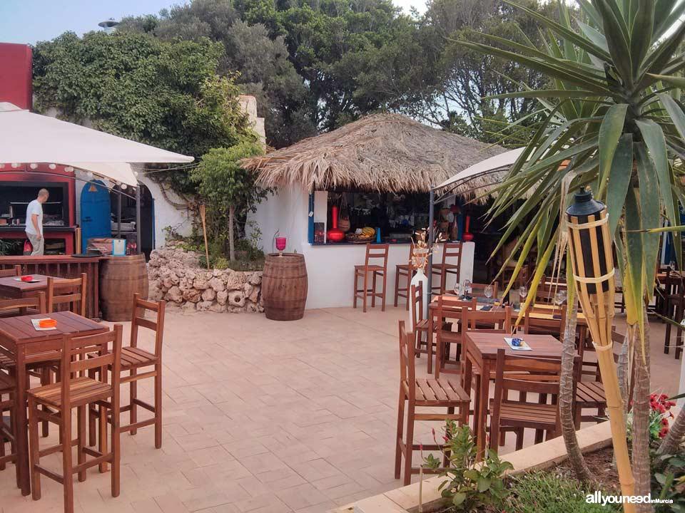 El Palmero en Cabo de Palos. Ocio, cultura y gastronomía.
