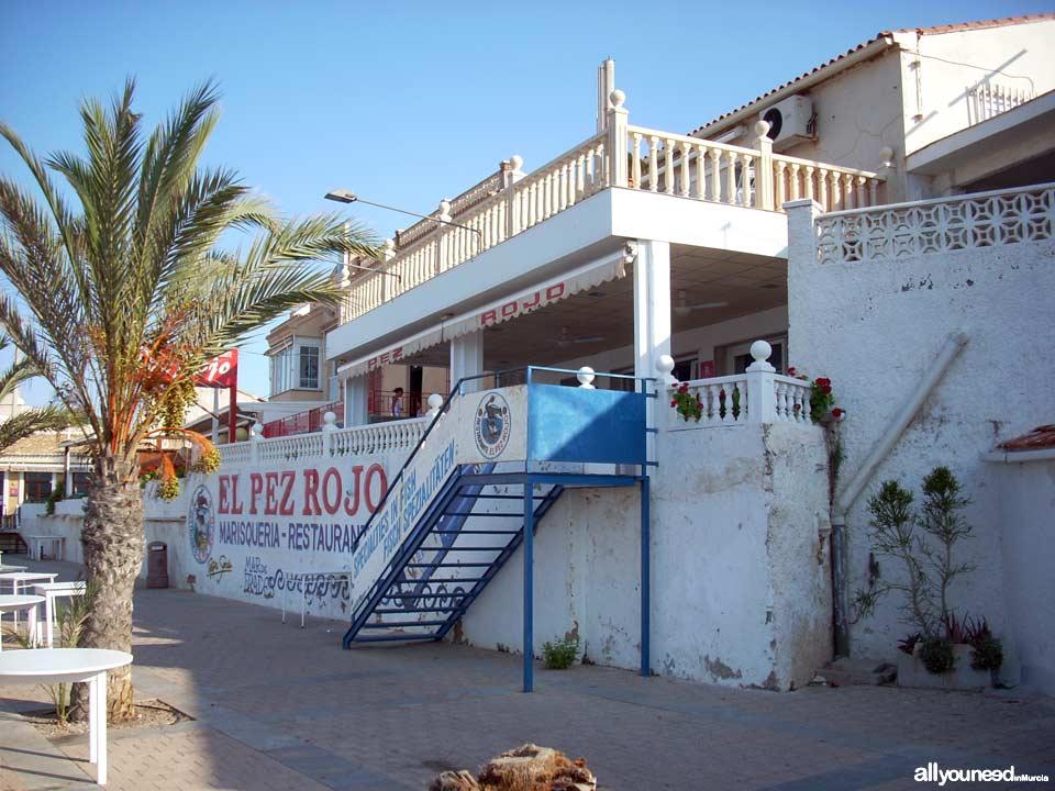 Restaurante el Pez Rojo