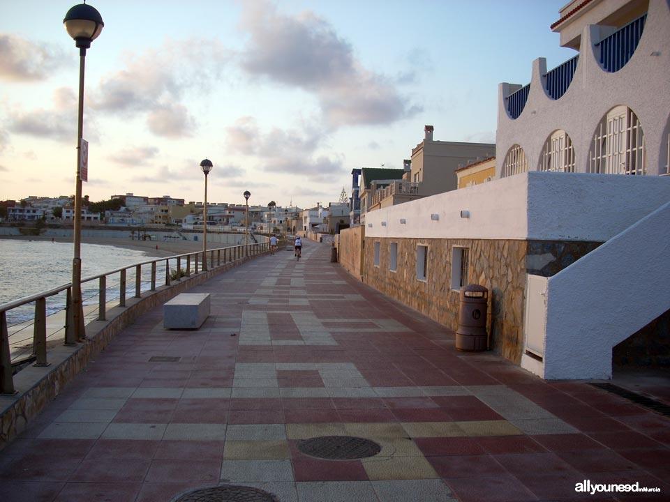 Paseo hacia el Faro