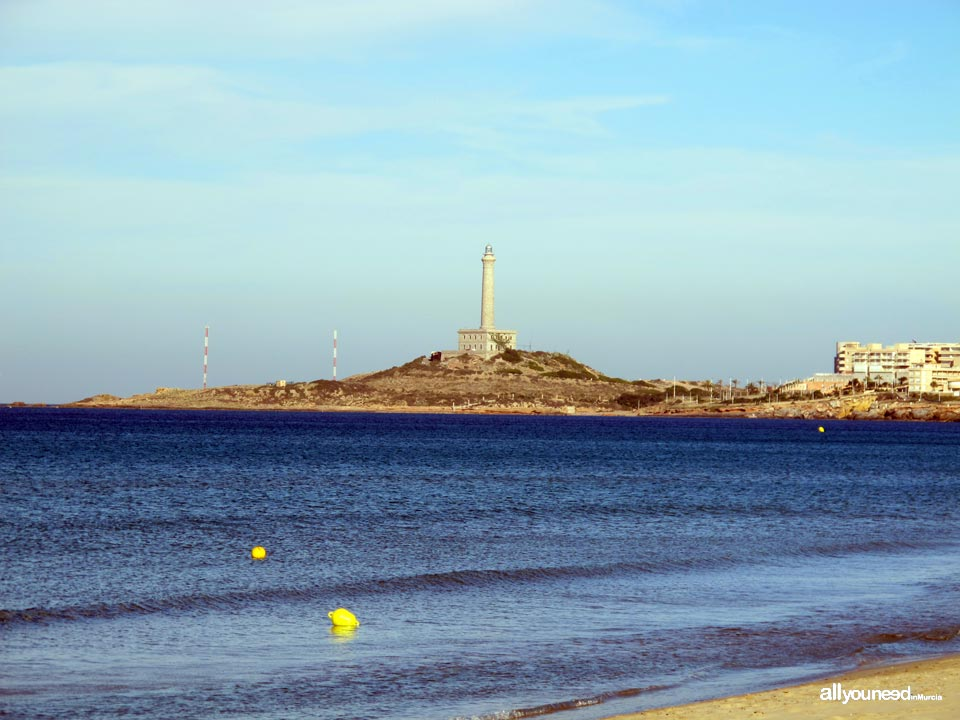Cabo de Palos Lighthouse. Murcia
