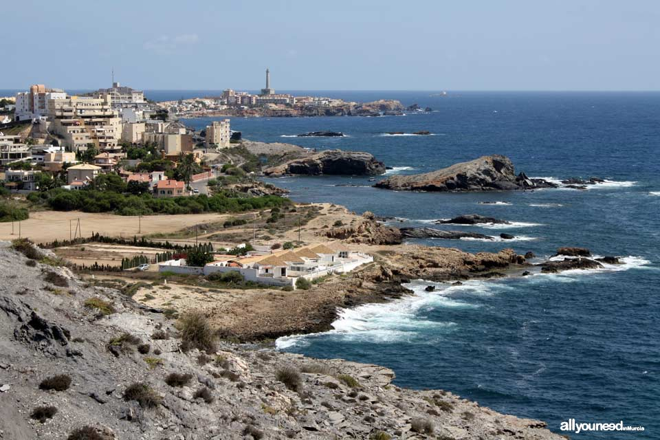 Panoramic Views of Cabo de Palos