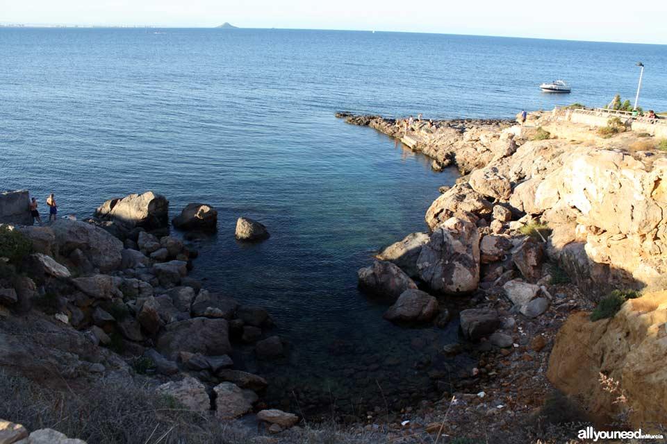 Escalerillas Cove