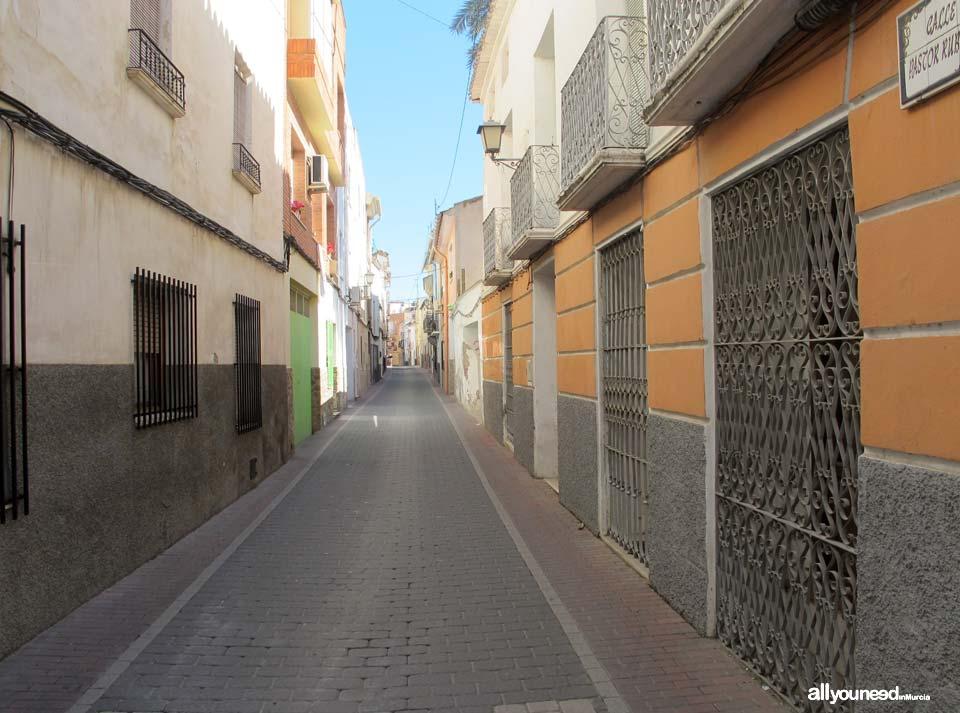 Calle Pastor Rovira