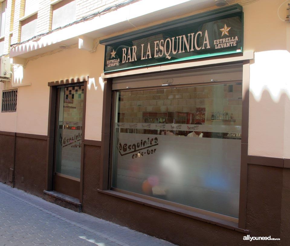 Bar La Esquinica en Calasparra
